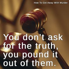 #HowToGetAwayWithMurder #Quote  How to Get Away With Murder Quote  http://kernelcritic.com/how-to-get-away-with-murder-season-1-episode-4/