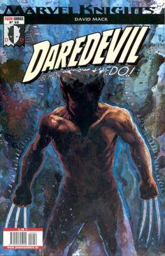 Daredevil. Marvel knights #59