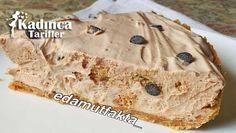 Dondurma Tadında Pişmeyen Cheesecake Tarifi