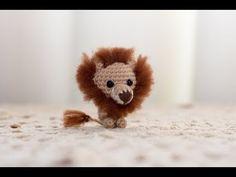 León Amigurumi Tutorial : León amigurumi. patrón gratis en nuestro blog de ipunts. crochet