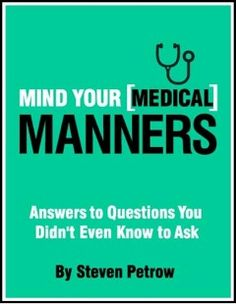 How do you handle know-it-all friends and their medical advice? Here's how!