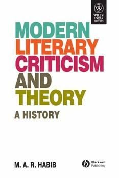 Modern Literary Criticism and Theory: A History