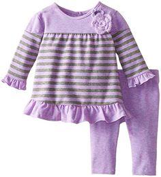 Pippa & Julie Baby-Girls Newborn Striped Purple Set, Multi, 3-6 Months Pippa & Julie http://www.amazon.com/dp/B00KI2BA54/ref=cm_sw_r_pi_dp_p0WYub00X1E3D
