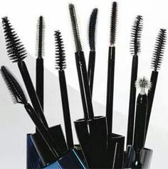 Brushes make a difference..