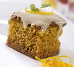 Gulrotkake Krispie Treats, Rice Krispies, Vanilla Cake, Glutenfree, Desserts, Food, Vanilla Sponge Cake, Gluten Free, Meal