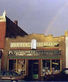 Hyde Brothers, Booksellers is a great bookstore just north of downtown Fort Wayne!