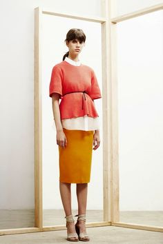 DEREK LAM 10 Crosby - Resort 2015