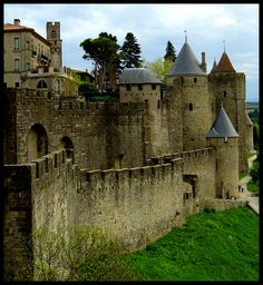 Carcassonne ~ The hubby wants to go here.