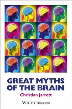 Jul/19 #Kindle US #eBook Daily #Deal Great Myths of the Brain (Great Myths of Psychology) by Christian Jarrett #Neuroscience #Neurology #Internal #Medicine #Medical #Cognitive #Psychology #Behavioral #Sciences #Science #Nonfiction #ebooks #book #books #deals #AD