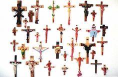crucifixion,christ,francis moreeuw,33 god toys,bacon,trois figures pour une crucifixion,nolde,munch,golgotha,gauguin,christ jaune,dali,christ de saint jean,corpus hypercubus