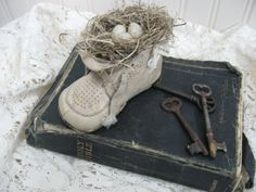 baby shoes vintage   It all started with Baby Shoes ...