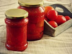 My world in a jar Romanian Food, Romanian Recipes, Cooking Recipes, Healthy Recipes, Healthy Food, Preserves, Celery, Ketchup, Salsa