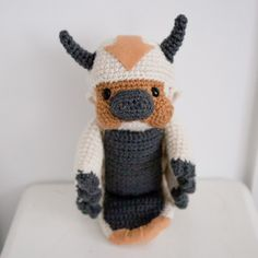 – Amigurumi Appa Here it is, the commission of first...
