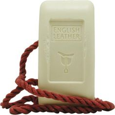English Leather By Dana Soap On A Rope 6 Oz
