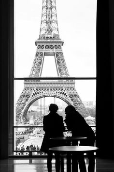 It is easy to love what you do when it requires traveling to Paris.