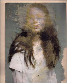 "Saatchi Online Artist: domenico grenci; Paper, 2010, Assemblage / Collage ""untitled"""