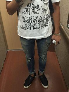 YOGA COMME des GARCONSのTシャツ・カットソーを使ったコーディネート - WEAR