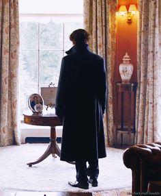 Queen Zod — sherlockstuff: Dancing Sherlock