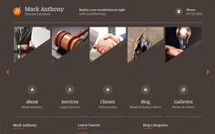 Themis, WordPress Law Business Theme