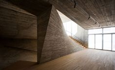 Fab-Union Space in Shanghai by Archi-Union Architects.