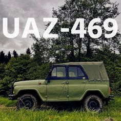 The sounds of grinding, skidding, windscreen groaning, rumbling and hooting - a complete sound effects library of the UAZ-469.