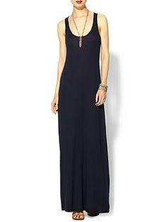 Velvet by Graham & Spencer Gypsy Luxe Slub Maxi Dress | Piperlime. Comfy dress!
