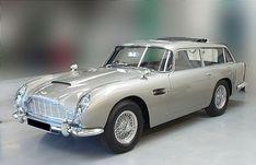 Aston Martin DB5 Estate Más