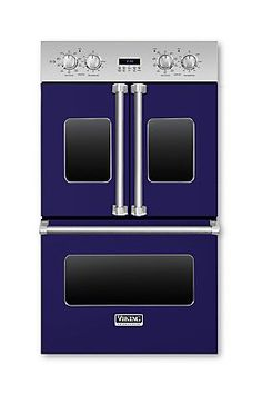"30""W. Electric Double French-Door Oven (VDOF730) - Viking Range, LLC"