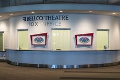 Bellco Theater Box Office. Included in Bellco Theater Rental