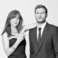 """When we met I knew we'd be mates. - Jamie on Dakota #FiftyShades"""