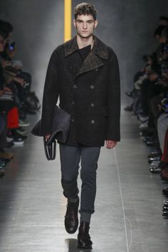 cb28b57473 Bottega Veneta Autumn Winter 2014 Menswear