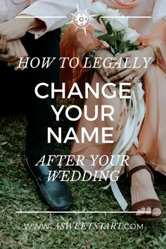 Putting aside that changing your last name after you're married can be a sensitive and sometimes controversial subject, I'm providing advice and the steps you need to take to change your name legally. #afterthewedding #justmarried #marriednowwhat #namechange #howtochangeyourname #legalnamechange Wedding Planning Inspiration, Wedding Planning Tips, Retirement Planning, Wedding Ceremony Script, Wedding Ceremonies, Just Married, Getting Married, Legally Changing Your Name, Name Change