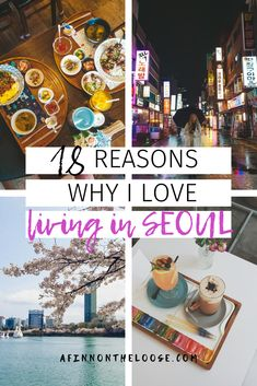 Thinking about moving to #Seoul? Welcome to the club! During the several years I lived in the city, I saw the amount of expats in South Korea absolutely SOAR. But before making the big move, you need to know just what you're getting into - so HERE are the reasons I loved living in Seoul! Big Move, Travel Guides, South Korea, Love Of My Life, Seoul, Travel Destinations, Club, Happy, Road Trip Destinations