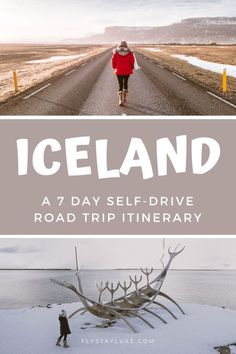 Perfect 7 day Iceland itinerary for south coast and golden circle road trip. #iceland #visiticeland #icelanditinerary | top things to do in Iceland | Iceland travel | Iceland itinerary | Iceland things to do in | Iceland winter itinerary | Iceland travel tips | Iceland travel guide | Iceland itinerary winter | one week in iceland | Iceland in one week | 7 days in Iceland in winter | Iceland travel itinerary | best photo locations in Iceland | what to do in Iceland | #icelandtravel Iceland Travel Tips, Iceland Road Trip, Europe Travel Guide, Travel Guides, Travel Destinations, Golden Circle, Best Places To Travel, European Travel, Travel Inspiration