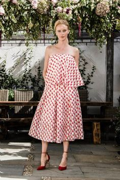 See every dress from Sachin & Babi's Spring 2016 collection on Vogue.com