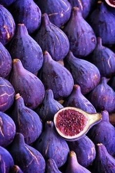 Gorgeous purple figs. Shop our beachwear collection at matthewwilliamson.com