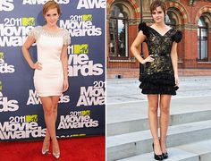 emma watson. short and sweet