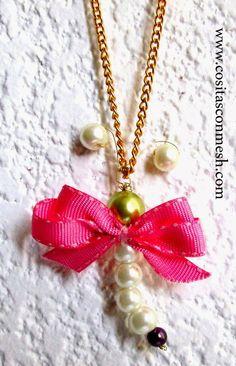 pulsera con libelle//libélulas multicolor niños joyas de madera Nuevo set niños collar