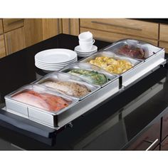 I like these Buffet Servers Great for Parties.