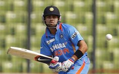 Virat Kohli was involved in a double-century stand, India v Sri Lanka, Asia Cup, Mirpur, March 13, 2012