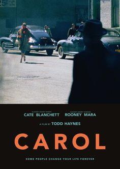 Carol (2015) Poster