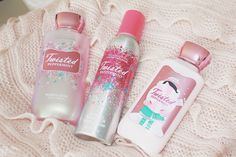 Bath and Body works winter collection is here!