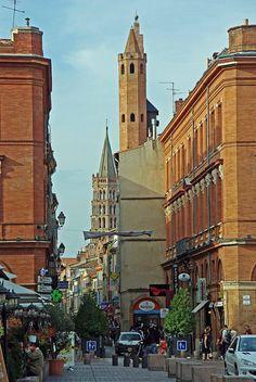 Toulouse, Midi-Pyrenees, France