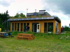 Habitat 07, la maison écologique de Baie-Saint-Paul