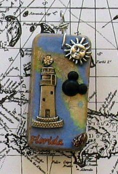 Florida Keychain by perpetualplum, via Flickr