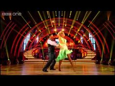 Watch Tim Wonnacott & Natalie Lowe dance to 'Shop Around' - Strictly Come Dancing: 2014 - BBC 1 - YouTube