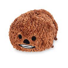 Peluche Tsum Tsum de taille moyenne Chewbacca, Star Wars