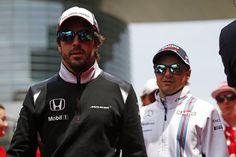 Alonso, Massa, Kimi #ChineseGP #f1 2016