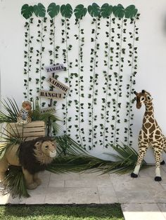 Super baby shower ideas for boys themes jungle first birthday parties 33 Ideas Safari Theme Birthday, Jungle Theme Parties, Wild One Birthday Party, Boys 1st Birthday Party Ideas, Baby Boy 1st Birthday, First Birthday Parties, Jungle Party, Shower Bebe, Boy Baby Shower Themes