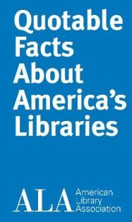 Quotable Facts about America's Libraries How To Halve A Recipe, Facts About America, American Library Association, Library Wall, Youth Services, Book Nooks, Learning Spanish, Higher Education, Cool Websites